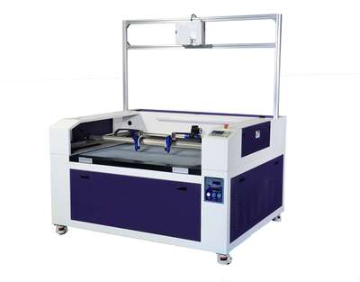 FX12090--Flying Shoe Vamp Super Smart Projection Laser Cutting Machine