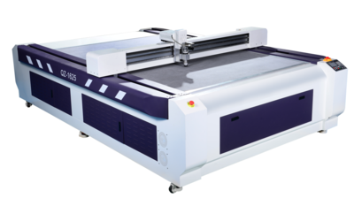 QZ1625--Intelligent Gasket Oscillating Knife Cutting Table Machine